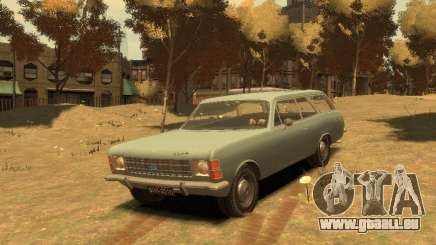 Chevrolet Caravan 1975 pour GTA 4