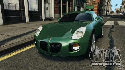 Pontiac Solstice 2009 für GTA 4