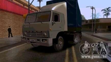 KAMAZ 55111 pour GTA San Andreas