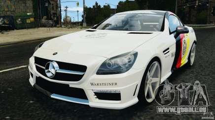 Mercedes-Benz SLK 2012 v1.0 [RIV] für GTA 4