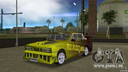 Anadol GtaTurk Drift Car für GTA Vice City