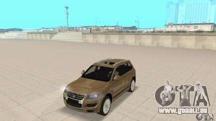 Volkswagen Touareg 2008 pour GTA San Andreas