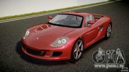 Porsche Carrera GT [EPM] pour GTA 4