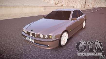 BMW 530i E39 pour GTA 4