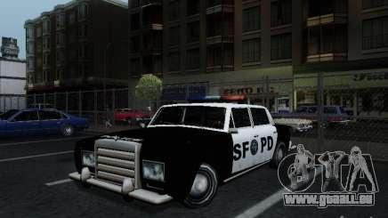 Stafford Police SF pour GTA San Andreas