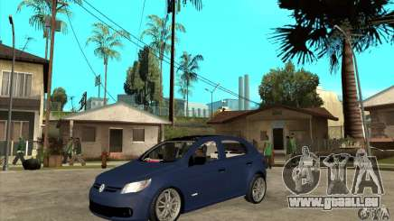 Volkswagen Gol Trend 1.6 für GTA San Andreas