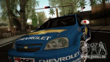 Chevrolet Lacetti WTCC v2 für GTA San Andreas