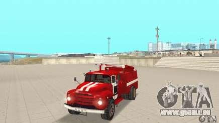 ZIL-130-Feuer für GTA San Andreas