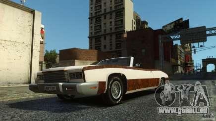 Buccaneer Final für GTA 4