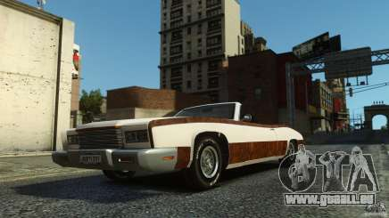 Buccaneer Final pour GTA 4
