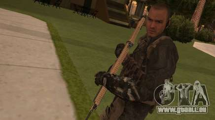 Yuri depuis Call of Duty : Modern Warfare 3 pour GTA San Andreas