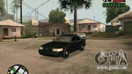 Ford Crown Victoria FBI für GTA San Andreas