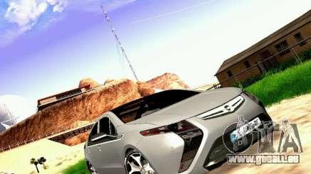Opel Ampera pour GTA San Andreas