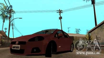 Fiat Punto T-Jet Edit für GTA San Andreas