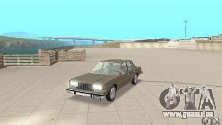 Dodge Diplomat 1985 v2.0 für GTA San Andreas