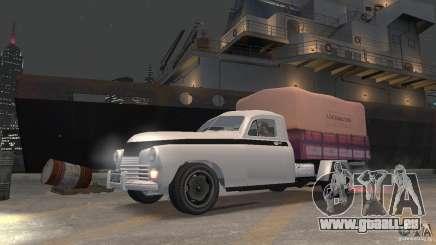 GAZ M20 Pickup für GTA 4