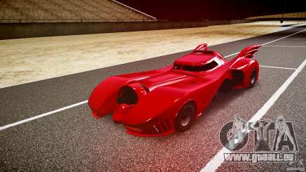 Batmobile Final pour GTA 4