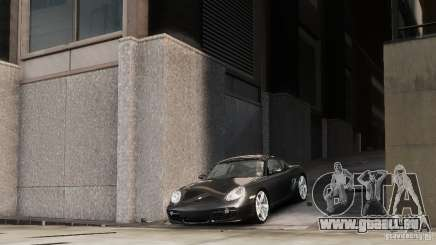 Porsche Cayman pour GTA 4