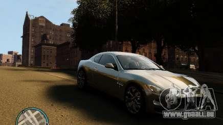 Maserati Grandturismo für GTA 4