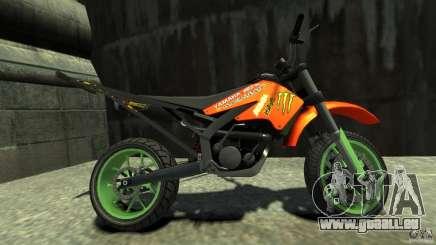 Stunt Supermotard Sanchez pour GTA 4