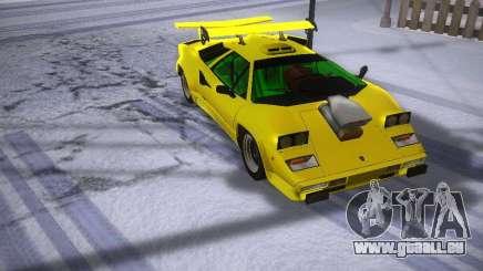 Lamborghini Countach LP5000 pour GTA San Andreas