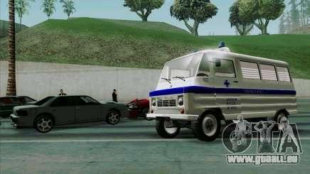 Zuk A-1805 pour GTA San Andreas