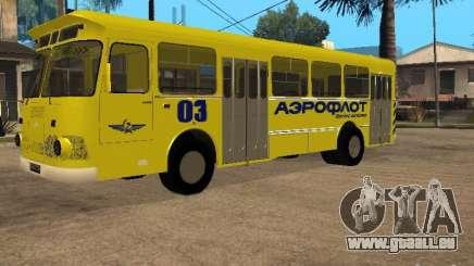 LIAZ 677p pour GTA San Andreas