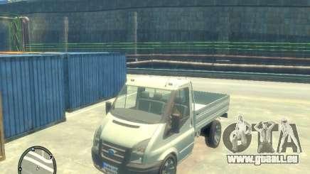 Ford Transit 2007 Pickup pour GTA 4