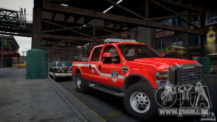 Ford Chief F250 für GTA 4