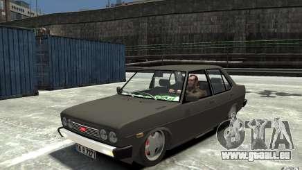 Tofas 131 Sahin pour GTA 4