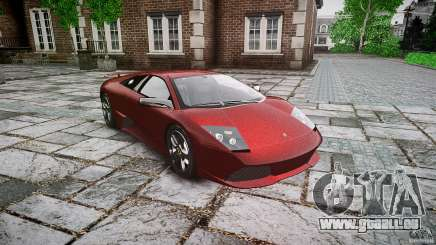 Lamborghini Murcielago v1.0b pour GTA 4