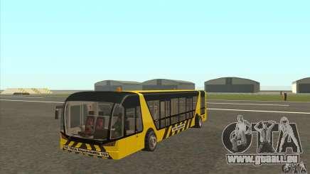 Bus pour l'aéroport pour GTA San Andreas