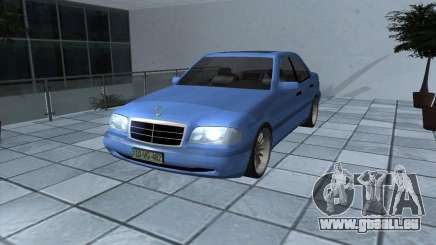 Mercedes Benz C220 für GTA San Andreas