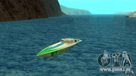 Speed Motorboat für GTA San Andreas