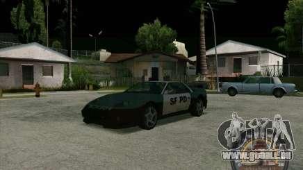 Supergt - Police S für GTA San Andreas