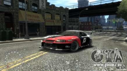 Toyota Supra Fredric Aasbo für GTA 4
