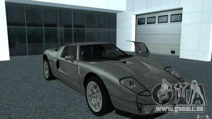 Ford GT 40 für GTA San Andreas