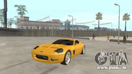 Ford Shelby GR1 für GTA San Andreas