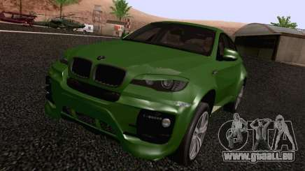 BMW X6 LT für GTA San Andreas