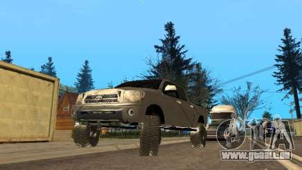 Toyota Tacoma 2011 pour GTA San Andreas