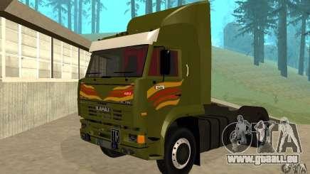 KAMAZ 5460 peau 3 pour GTA San Andreas