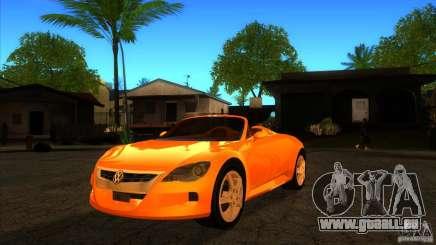 Volkswagen Concept R für GTA San Andreas