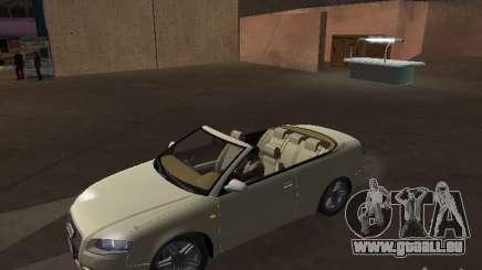 Audi A4 Convertible v2 pour GTA San Andreas
