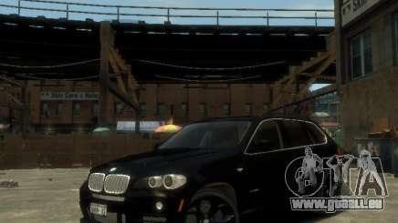 BMW X5 pour GTA 4