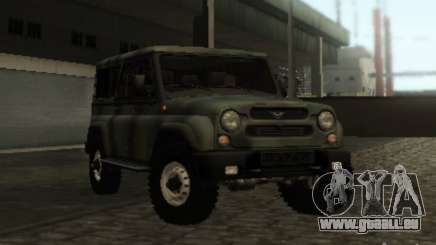 UAZ-3153 pour GTA San Andreas