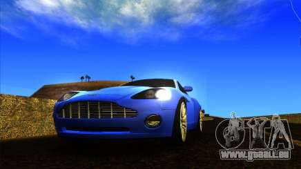 Aston Martin V12 Vanquish V1.0 pour GTA San Andreas
