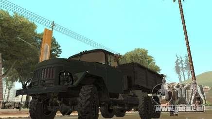 ZIL 131 camion pour GTA San Andreas