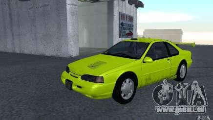 Ford Thunderbird 1993 für GTA San Andreas