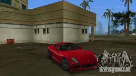 Ferrari 599 GTB für GTA Vice City