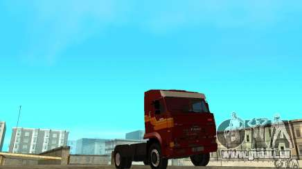 KAMAZ 5460 peau 2 pour GTA San Andreas